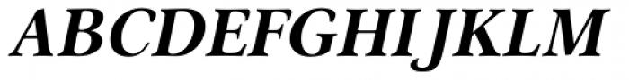 Omnibus Bold Italic Font UPPERCASE