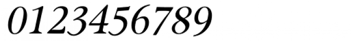 Omnibus Italic Font OTHER CHARS