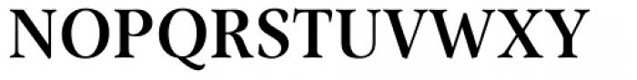 Omnibus SemiBold Font UPPERCASE