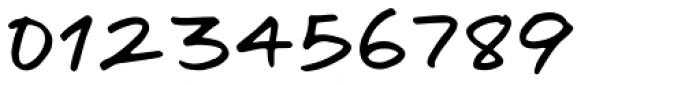 Omoshiroi Regular Font OTHER CHARS