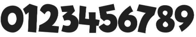 One Nine Nine Four otf (400) Font OTHER CHARS