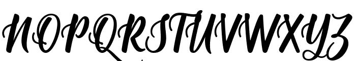 Onadio Font UPPERCASE