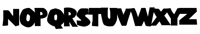 One-Flew-Over-The-Cuckoo-s-Nest Font LOWERCASE
