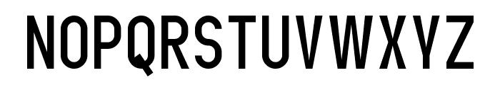 OneSlot Anderthalb Font UPPERCASE