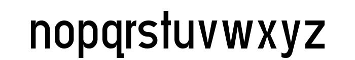 OneSlot Anderthalb Font LOWERCASE