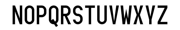 OneSlot Font UPPERCASE
