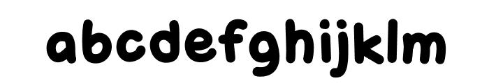 OneTrickPonyOT Font LOWERCASE