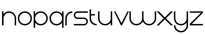 Onefont Font LOWERCASE