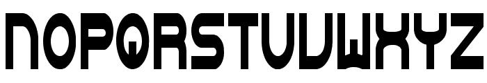 Oneworldonefuture Light Font UPPERCASE