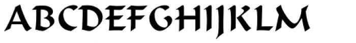 Ondine Font UPPERCASE