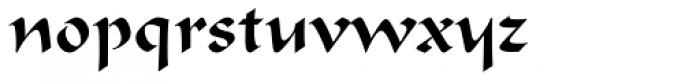 Ondine Font LOWERCASE