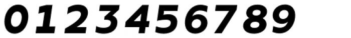 Ondo Bold Italic Font OTHER CHARS