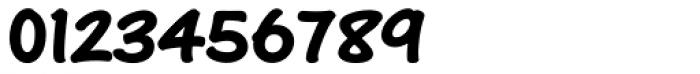 One Stroke Script Std Bold Font OTHER CHARS
