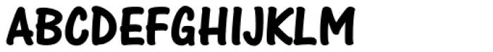 One Stroke Script Std Bold Font UPPERCASE