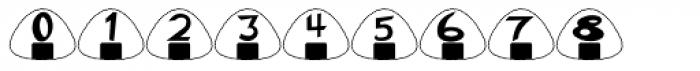 Onigiri Font OTHER CHARS