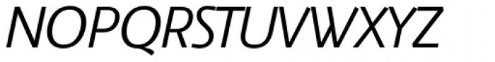 Onward Italic Font UPPERCASE