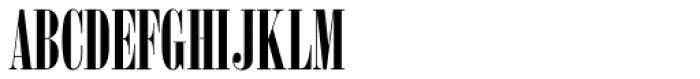 Onyx MT Std Font UPPERCASE
