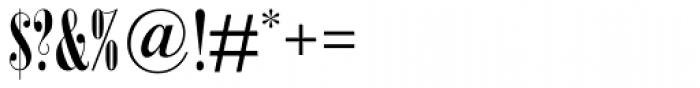 Onyx MT Font OTHER CHARS