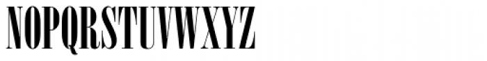 Onyx MT Font UPPERCASE