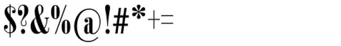 Onyx Font OTHER CHARS