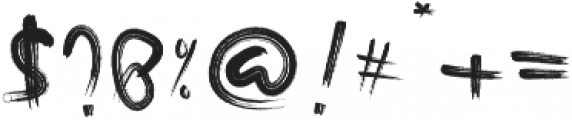 Opera ttf (400) Font OTHER CHARS