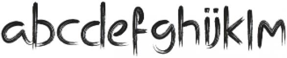 Opera ttf (400) Font LOWERCASE