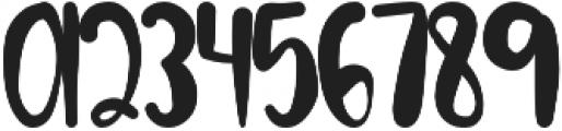 Ophelia otf (400) Font OTHER CHARS