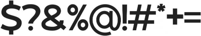 Ophelie Sans otf (400) Font OTHER CHARS