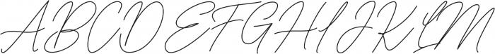 Ophelie otf (400) Font UPPERCASE