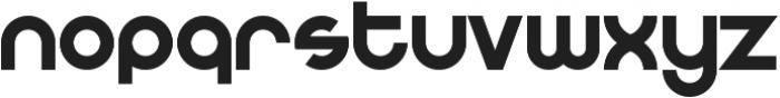 Optien ttf (400) Font LOWERCASE