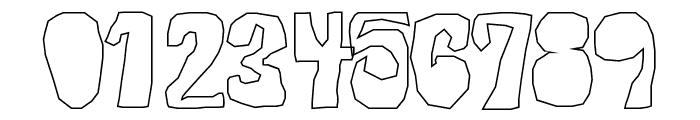 OPN Malatashito Naked Font OTHER CHARS