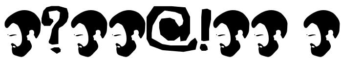 OPN Malatashito Font OTHER CHARS