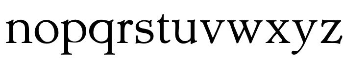 OPTIAdministerLightAd Font LOWERCASE