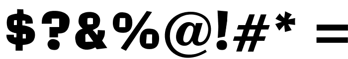 OPTIAdset Font OTHER CHARS