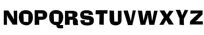 OPTIAdset Font UPPERCASE