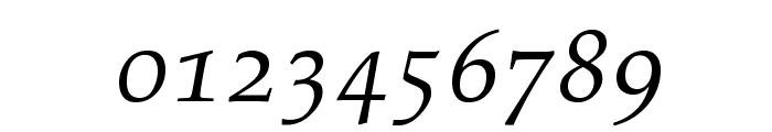 OPTIAlkasA-Italic Font OTHER CHARS