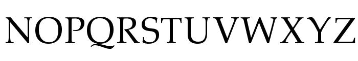 OPTIAlkas Font UPPERCASE