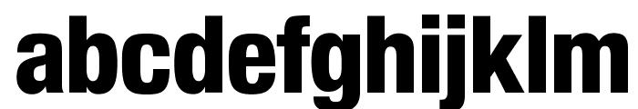 OPTIAlpine-EightySeven Font LOWERCASE