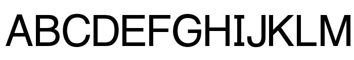 OPTIAlpine-Primer Font UPPERCASE