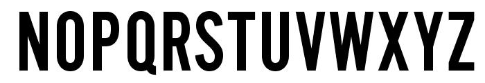 OPTIAlternateGothic-TwoAg Font UPPERCASE