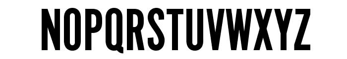 OPTIAlternateOne Font UPPERCASE