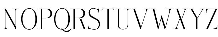 OPTIAmadeus-Solid Font UPPERCASE