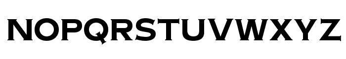 OPTIAmericanGothic-Bold Font UPPERCASE