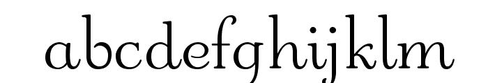 OPTIAnnouncement-Roman Font LOWERCASE