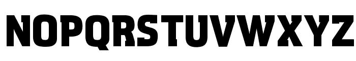 OPTIAqueduct-H Font UPPERCASE