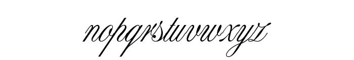 OPTIAries Font LOWERCASE