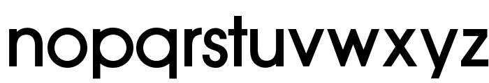 OPTIAuvantGothic-Medium Font LOWERCASE