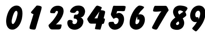 OPTIBalloonExtraBold Font OTHER CHARS