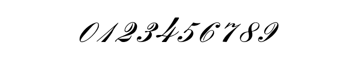 OPTIBank-Script Font OTHER CHARS