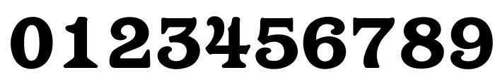 OPTIBarMay-Heavy Font OTHER CHARS
